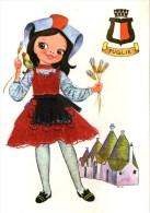 A 3853  -  Costumi Puglia - Costumi