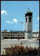 ÄLTERE POSTKARTE PLANEGG BEI MÜNCHEN KATHOLISCHE PFARRKIRCHE Church Ansichtskarte AK Cpa Postcard - Germania