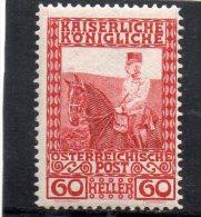 AUTRICHE 1908-13 **
