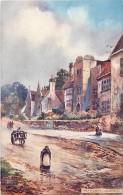 - Royaume Uni  - Ref - A 695 - Penworth -sussex - Carte Illustree - Illustrateur Oilette - Carte Bon Etat - - Autres