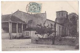 St-JEAN-de-LIVERSAY. - L'Eglise - France