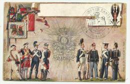 9 REGGIMENTO FANTERIA NV FP - Regimente