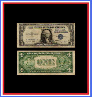 Billet 1 Dollar - 1935 G - Washington - �tat TTB  - Faut� : Marge haute plus petite