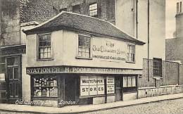 - Royaume Uni - Ref- A679 - Londres - London - Old Curiosity Shop  - Carte Bon Etat - - London