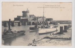 """64 SAINT-JEAN-DE-LUZ - Le Port De SOCA Et Le Garde-pêche """"qui Vive"""" - Saint Jean De Luz"""