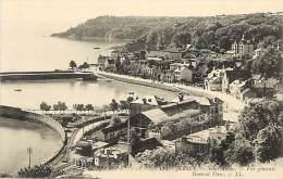 - Royaume Uni - Ref- A676 -  Jersey - Saint Aubin - St Aubin  - Vue Generale - General View - Carte Bon Etat - - Royaume-Uni