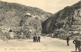 - Royaume Uni - Ref- A675 -  Jersey - Caves De Plemont - Plemont Caves - Carte Bon Etat - - Royaume-Uni