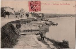 Juvisy  La Seine Quai Gambetta - Juvisy-sur-Orge