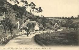 - Royaume Uni - Ref- A674 -  Jersey - Vallee De Saint Pierre - St Peter S Valley  - Carte Bon Etat - - Royaume-Uni