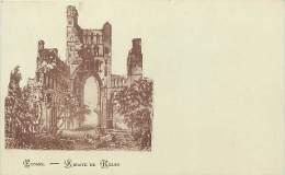 - Royaume Uni - Ref- A673 -  Ecosse - Abbaye De Kelso - Abbayes - Carte Bon Etat - - Ecosse