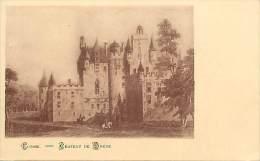 - Royaume Uni - Ref- A672 -  Ecosse - Chateau De Doune - Doune S Castle - Carte Bon Etat - - Ecosse