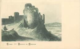- Royaume Uni - Ref- A670 -  Ecosse - Chateau De Berwick - Berwick Castle - Carte Bon Etat - - Ecosse