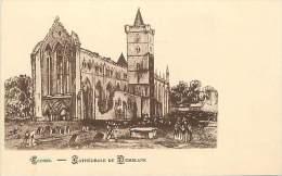 - Royaume Uni - Ref- A668 -  Ecosse - Cathedrale De Dumblane - Dumblane S Cathedral - Carte Bon Etat - - Ecosse