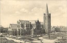 - Royaume Uni - Ref- A664 - Dublin - St Patrick S Cathedral - Carte Bon Etat - - Royaume-Uni