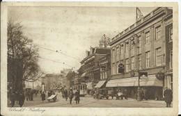 Utrecht,Vreeburg Gelopen Kaart 1937 - Utrecht