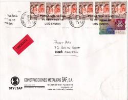 Espagne - Hopital De La Charité De Séville - 6 Timbres (yvert N°2348) - 1931-Aujourd'hui: II. République - ....Juan Carlos I