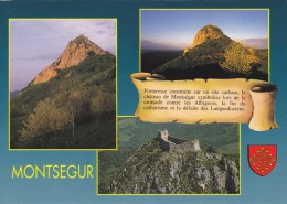 09---Le Château De Montségur---voir 2 Scans - Unclassified