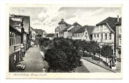 ALL - BUCKEBURG - BUECKEBURG -  Langestrasse -  MA 1229 - Bueckeburg