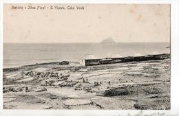 CAP VERT . Mahiota E Jlheu Farol . S. Viçente, Cabo Verde - Réf. N°14265 - - Cap Vert