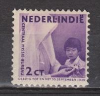 Nederlands Indie Netherlands Indies Dutch Indies 241 MLH ; Missie, Mission 1938 - Niederländisch-Indien