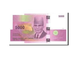 Comoros, 5000 Francs, 2006, Undated, KM:18, NEUF - Comores