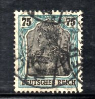 GERMANIA IMPERO 1916 , N. 103 Usato . - Germania