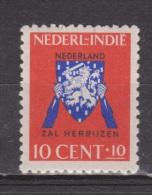Nederlands Indie Netherlands Indies Dutch Indies 291 MLH ; Vrij Nederland Zegels 1941 - Niederländisch-Indien