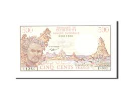 Djibouti, 500 Francs, 1979, Undated, KM:36a, NEUF - Djibouti