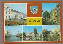 Deutschland (DDR-Zeit) - AK -  Wismar - Wismar