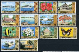 1979 - KIRIBATI - Mi. 322/335 - NH - (REG2875.....C) - Kiribati (1979-...)