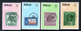 1979 - KIRIBATI - Mi. 338/341 - NH - (REG2875.....C) - Kiribati (1979-...)