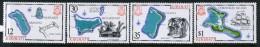 1980 - KIRIBATI - Mi. 367/370 - NH - (REG2875.....C) - Kiribati (1979-...)