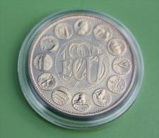 Très Belle Médaille D´un ECU 1993 - 41mm - Bronze Vénitien - ECU Token Brass - Europa - Monnaie De Paris - EURO - Tourist