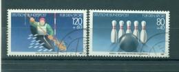 Allemagne -Germany 1985 - Michel N. 1238/39 - Evénements Sportifs De 1985 - [7] République Fédérale