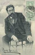 D21846 - PORTUGAL 1908 ORIG. PHOTO PC - ALFREDO ROQUE GAMEIRO - AQUARELLIST - SEND BY HIS DAUGHTER RAQUEL - PLEASE READ - Unclassified