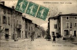 07 / Ardèche - QUINTENAS - Route D'Annonay - Other Municipalities