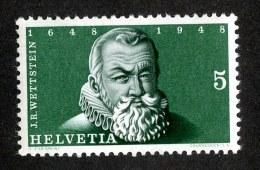 9756  Swiss 1948  Michel #496**   ( Cat. .40€ ) - Ungebraucht