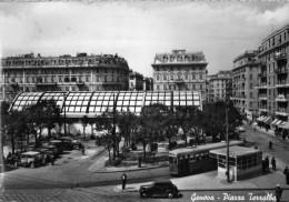 Genova : Piazza Terralba - Genova (Genoa)