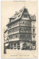 Strasbourg Maison Kammerzell 1910. - Strasbourg