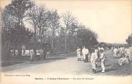 MILITARIA - 72 - CAMP D'AUVOURS : Un Jour De Musique - CPA - Sarthe - Other