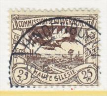UPPER  SILESIA  21   (o) - Silesia (Lower And Upper)