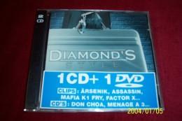 DIAMOND'S STYLE  DVD + CD NEUF - DVD Musicaux