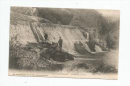 Cp , 19 , La Cascade De BORT , Auvergne , Vierge , Dos Simple - Autres Communes