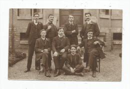 Cp , Carte Photo ,  03 , Souvenir De Cette Bonne Ville De MONTLUCON , 22 Juin 1909 - Montlucon