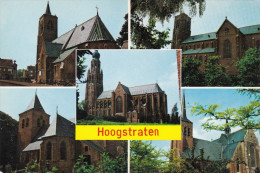 Grote Kaart Hoogstraten Minderhout Meer Wortel Meerle Kempen (In Zeer Goede Staat) - Hoogstraten