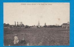 ISOMES    Le Centre Du Village    Animées - France