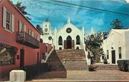 A16-3160 :  BERMUDES  SAINT PETRE S CHURCH - Bermudes