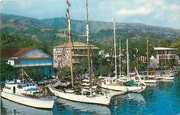 A16-3161 :  PORT DE PAPEETE - Polinesia Francese