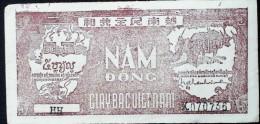 VIETNAM 5  YUAN - Vietnam