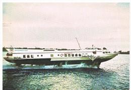 L'Hydroglisseur Globtour - Hovercrafts